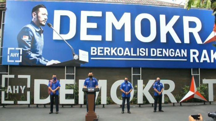 sosok yang disebut ahy akan rebut paksa partai demokrat, ada orang di lingkaran jokowi