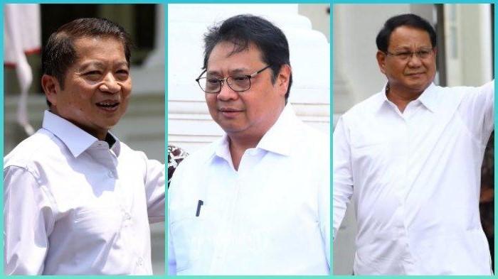 daftar menteri yang tak mungkin di-reshuffle