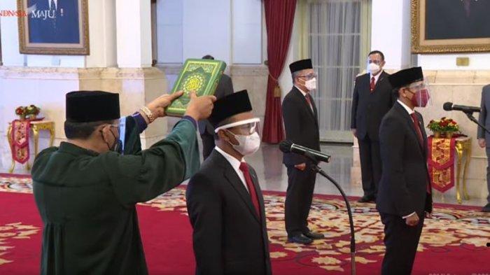 profil 2 menteri baru dan kepala badan: nadiem makarim, bahlil lahadalia, laksana tri handoko