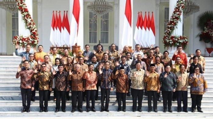 ini profil lengkap 2 menteri dan 2 kepala lembaga yang akan dilantik jokowi sore ini