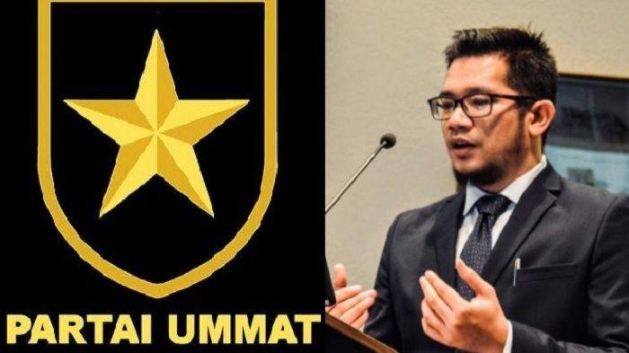 profil ridho rahmadi, ketua umum partai ummat, partai baru yang didirikan amien rais