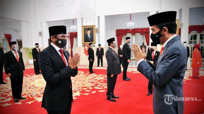 daftar nama disebut akan jadi menteri baru jokowi, ada pejabat lama hingga 2 kader pan