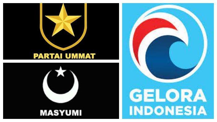 profil 3 partai baru di indonesia partai gelora partai masyumi reborn dan partai ummat