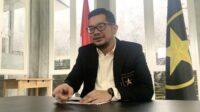 dipilih jadi ketua umum partai ummat, ridho rahmadi : batin dan jasmani saya kaget