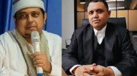 profil aulia fahmi yang laporkan haikal hassan, pernah polisikan amien rais soal partai setan