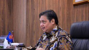 menteri koordinator bidang perekonomian airlangga hartarto asvq12