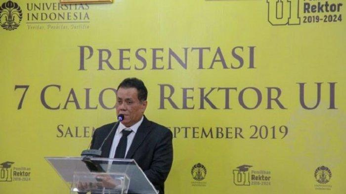 rektor universitas indo